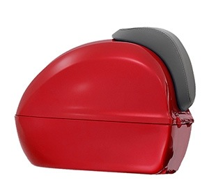 Accessories Top Case Primavera Passion Red