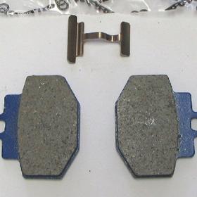 Parts Brake Pad Rear Vespa GT/GTS/GTV/GT60