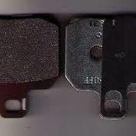 Parts Brake Pad Rear X9 500