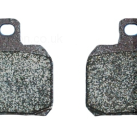 Parts Brake Pad BV500 Front and Rear