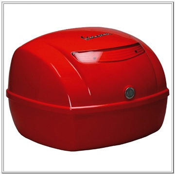Accessories Top Case Dragon Red 894 Vespa S/ LX
