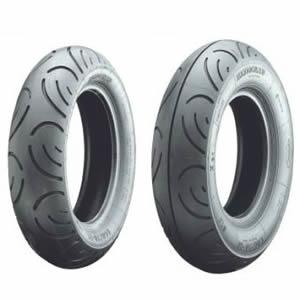 "Parts 130/70-12"" Heidenau K61 Rear Tire"