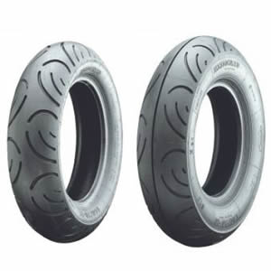 "Parts 110/70-11"" Heidenau K61 Front Tire"