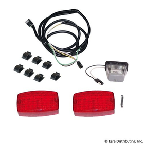 Accessories Versa Haul Tail Light Kit w/Licence light