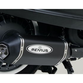 Parts Exhaust, Remus 946-3V