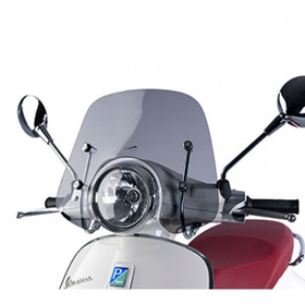 Accessories Windhsield, Vespa Primavera Tinted