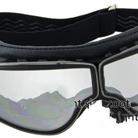 Lifestyle Goggles, Aviator T2 Black/Gunmetal