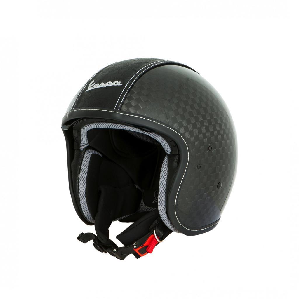 Apparel Helmet, Vespa Jet Carbon Fibre