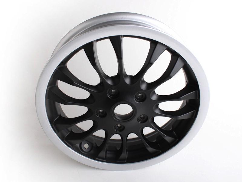 "Accessories Wheel Rim, Sprint/Primavera Black 12"" Front"