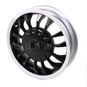 "Accessories Wheel Rim, Sprint/Primavera Black 12"" Rear"