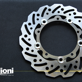 Parts Brake Rotor ZELIONI TYPE 3 GT/GTS/GTV/GT60