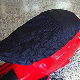 Accessories Seat/Saddle Rain Cover, LX/LXV