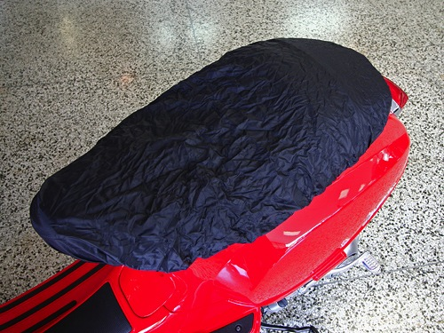 Accessories Seat/Saddle Rain Cover, LX/LXV