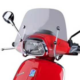 Accessories Windshield, Vespa Sprint 50/150 Clear