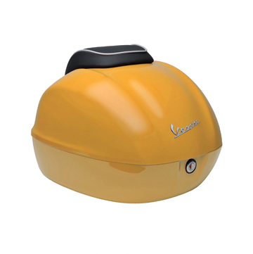 Accessories Top Case, Vespa Sprint Yellow 968/A