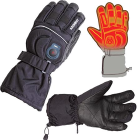 Apparel Unisex Li-Ion Battery Operated Gloves