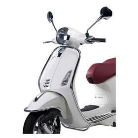 Accessories Chrome Front Protector, Vespa Primavera/Sprint Legshield