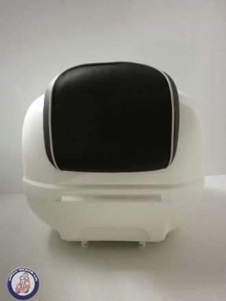 Accessories Top Case, GTS Super Montebianco White