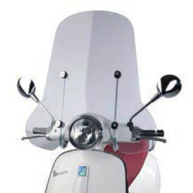 Accessories Windshield, Primavera Tall Clear