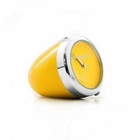 Lifestyle Clock, Vespa Fenderlight Mini Yellow