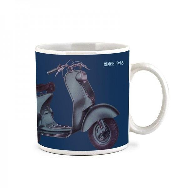 "Lifestyle Coffee Mug ""Get ahead on a Vespa"""
