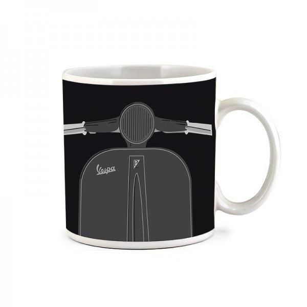 "Lifestyle Coffee Mug ""Go Vespa"""