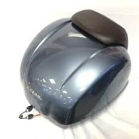 Accessories Top Case, GTS Dolomiti Gray 770/B