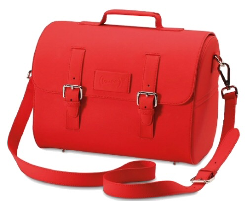 Accessories Top Case Bag, Vespa 946 (RED)