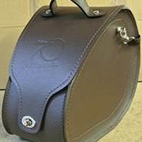 Accessories Tunnel Bag, Vespa Leather Seat Hook Bag (8 options)