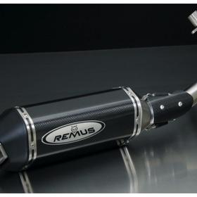 Parts Exhaust, REMUS H/O Primavera/Sprint 150 3V Carbone Fibre