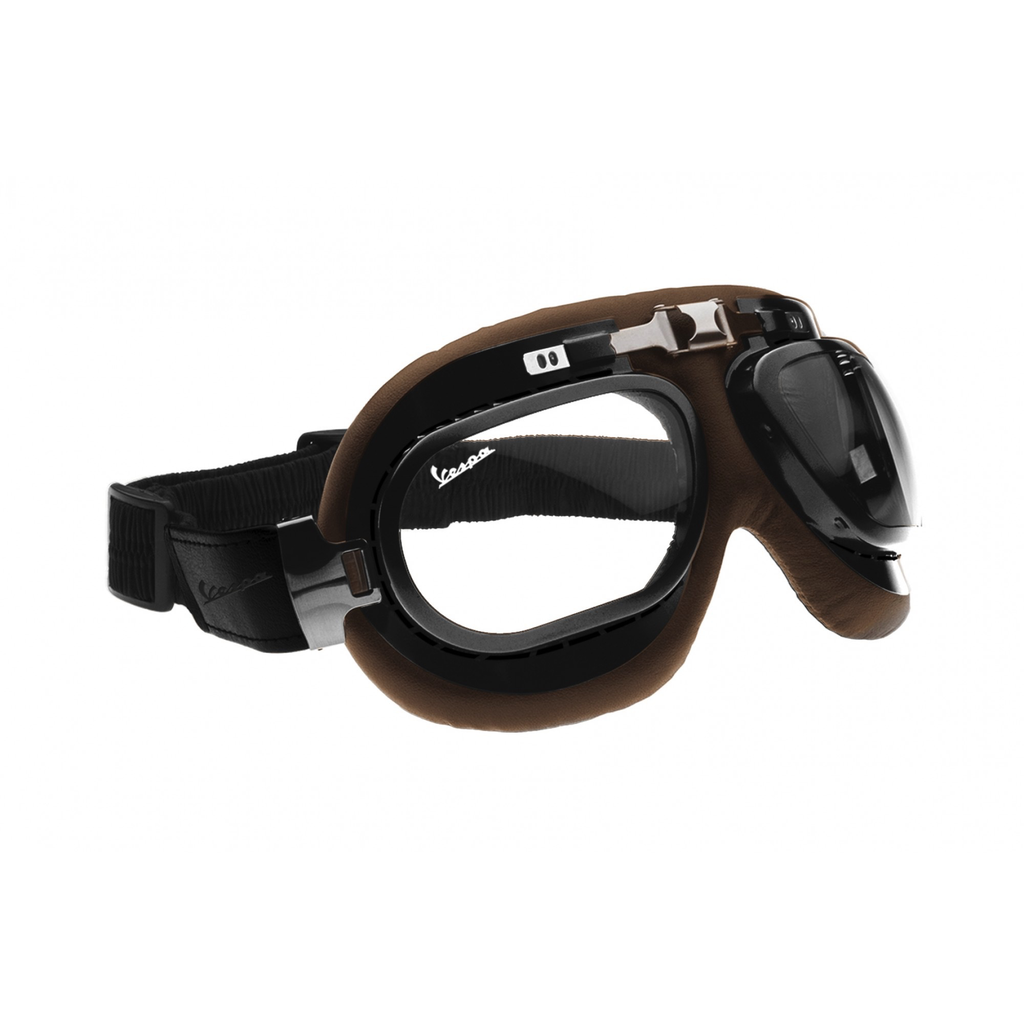 Apparel Goggles Vespa Brown