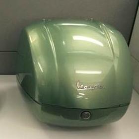 Accessories Top Case, 2017 GTV Portofino Green