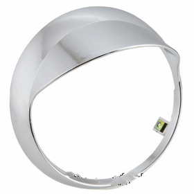 Accessories Visor, Headlamp Trim Ring Vespa Primavera