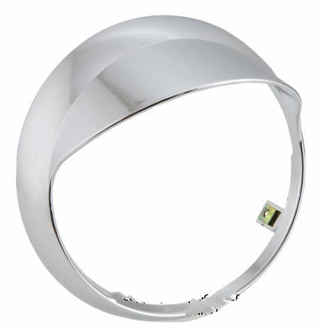 Accessories Visor, Headlamp Trim Ring Vespa Primavera