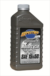Parts Oil, 15W50 Spectro Platinum Synthetic