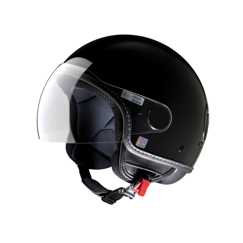 Apparel Helmet, Vespa Jet 2.0 Black