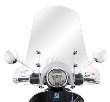 Accessories Windshield, Tall Clear FACO LX/GT/GTS