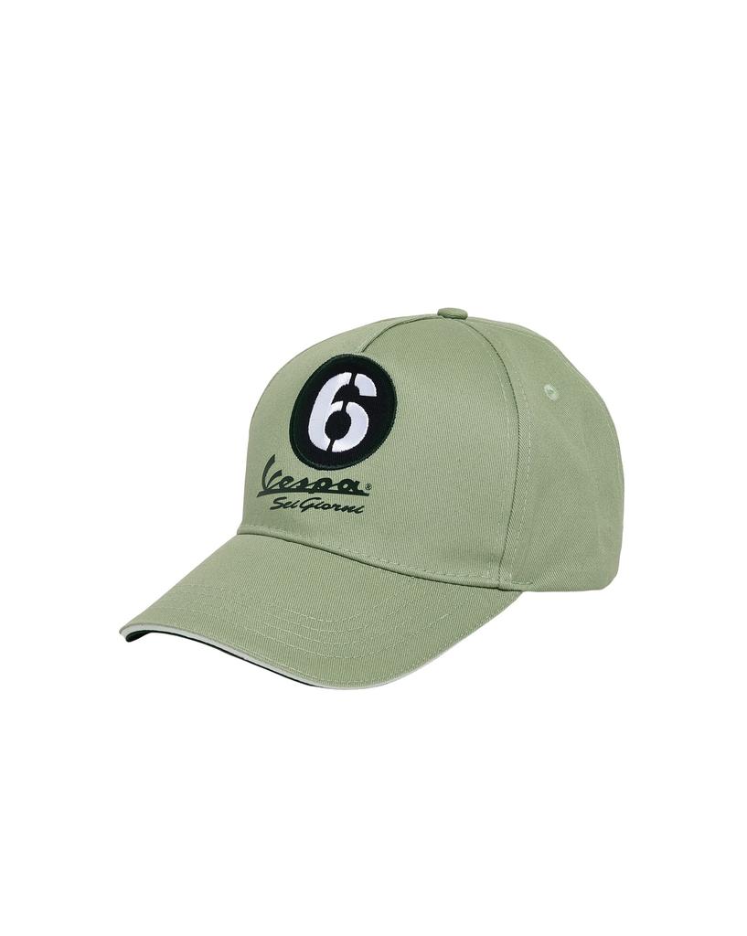 Apparel Hat, Vespa Sei Giorni Ball Cap