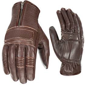 Apparel Glove Knights Leather (Black or Brown)