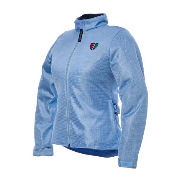 Apparel Jacket, Corazzo Women's Mesh Brezza