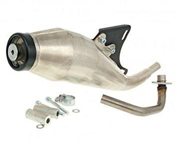 Parts Exhaust, Tecnigas GP4