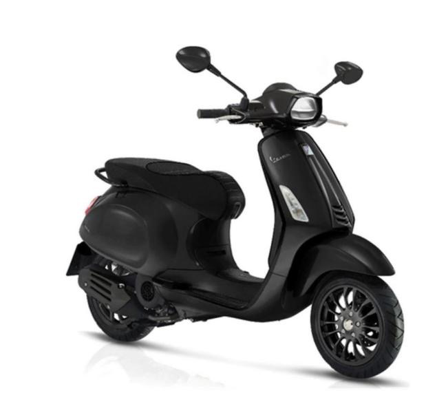 Vehicles 2020 Sprint 150 i-GET Notte Edition