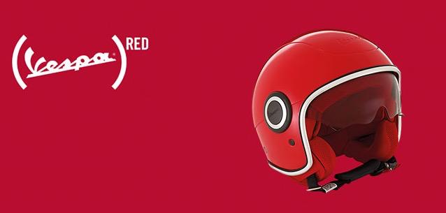Apparel Helmet, Vespa 946 (RED) Edition