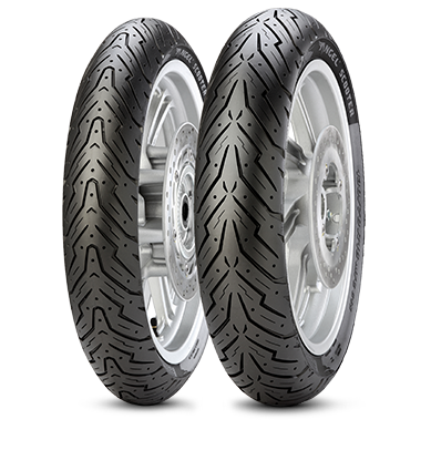 Parts Tire, Pirelli Angel 130/70-12""