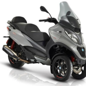 Vehicles Piaggio, 2019 MP3-500 HPE Sport LT ABS/ASR Grey
