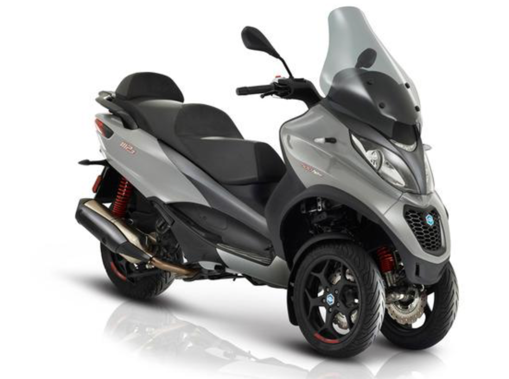 Vehicles Piaggio, 2019 MP3-500 Sport LT ABS/ASR Grey