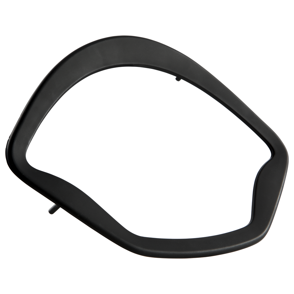 Parts Speedometer Trim Ring, 2015+ GTS Matt Black Finish
