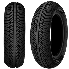 "Parts Tire, 120/70-12"" (Front) Michelin City Grip Winter"