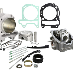 Parts Malossi V4 Head/282cc Cylinder Kit. Vespa GTS/GTV 300