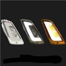 Parts Signal Lamp Set, GTS Front Clear Lens